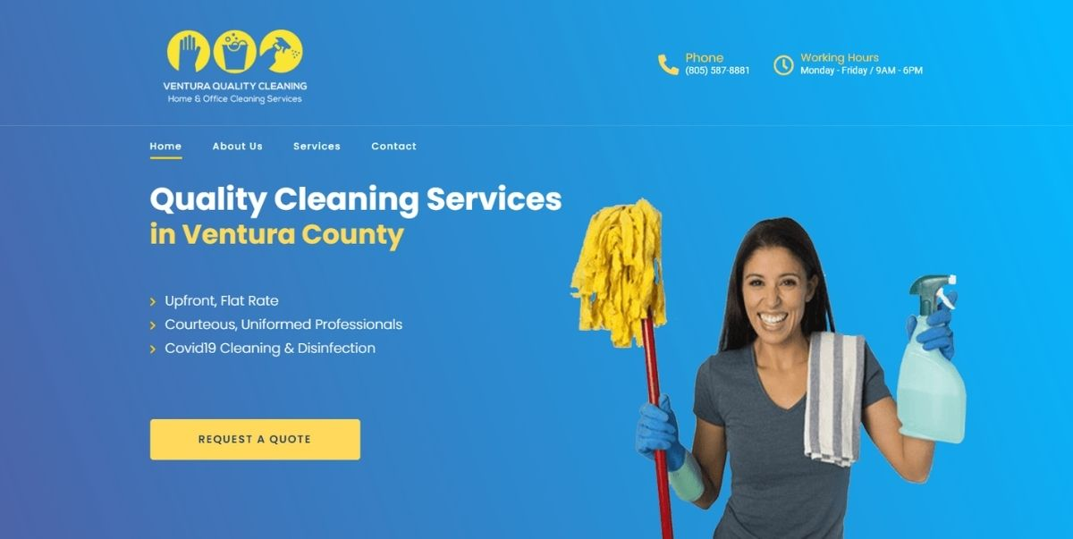 ventura quality cleaning
