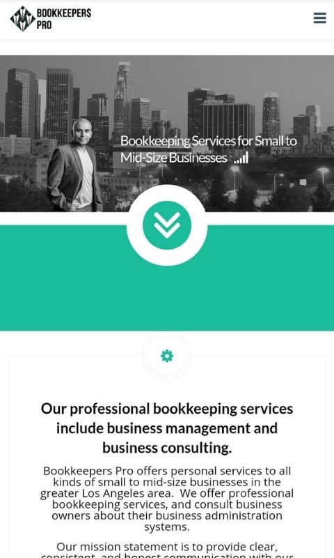 Bookkeepers Pro mobile