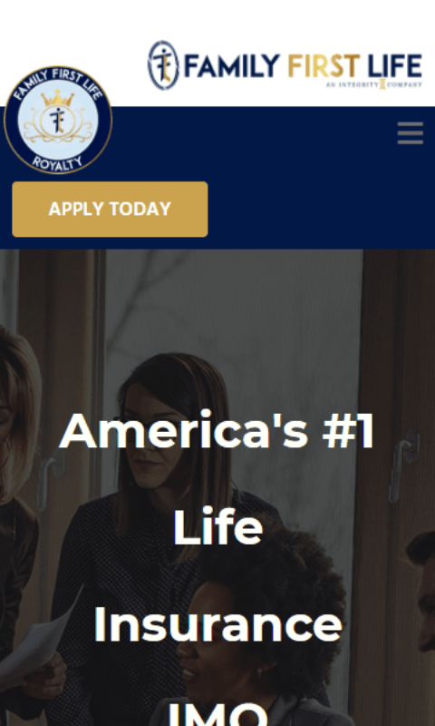 Life-insurance-sales-agents-Family-First-Life-Royalty mobile glaxy