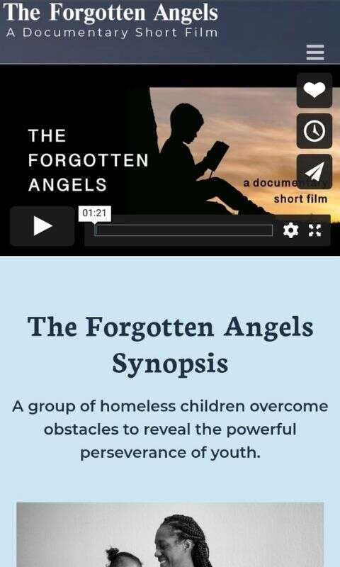 the forgotten angels mobile